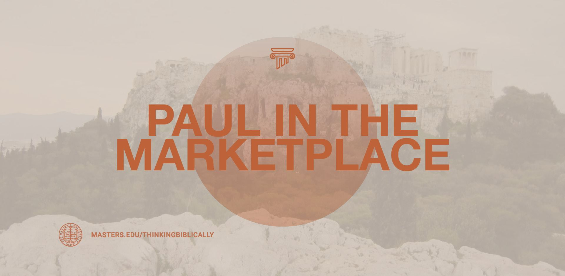 Paul in the Marketplace