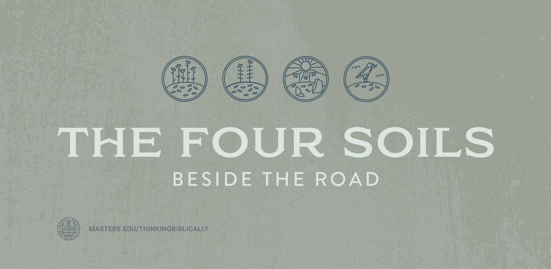 The Four Soils: Beside the Road