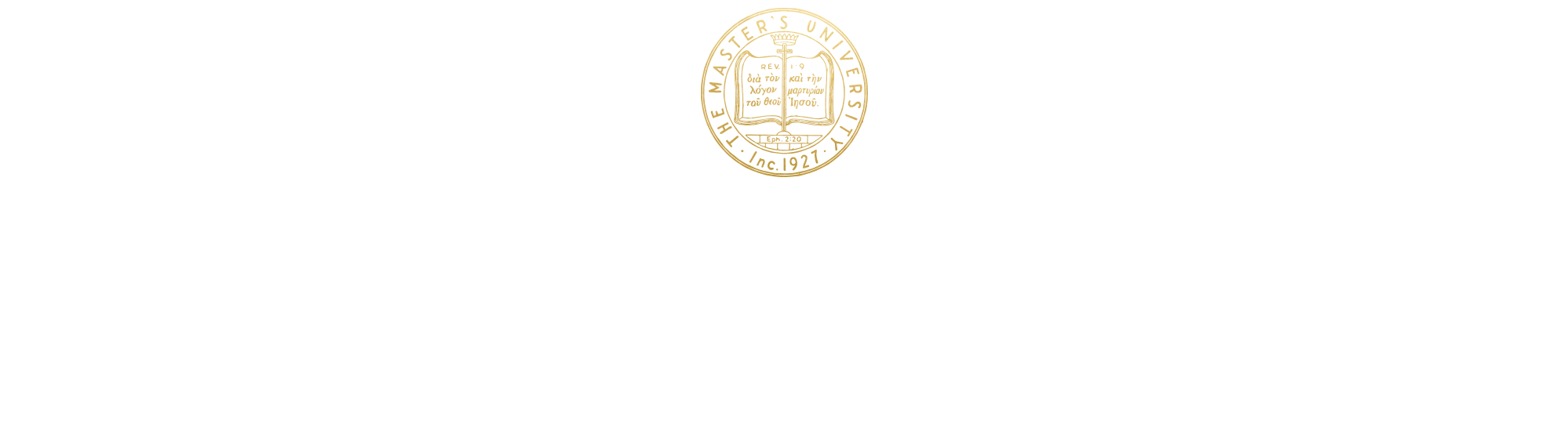 Thinking Biblically with John MacArthur
